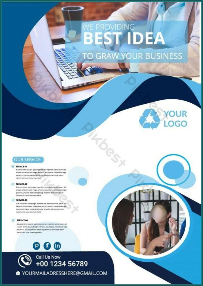 Booklet Template Ai Download