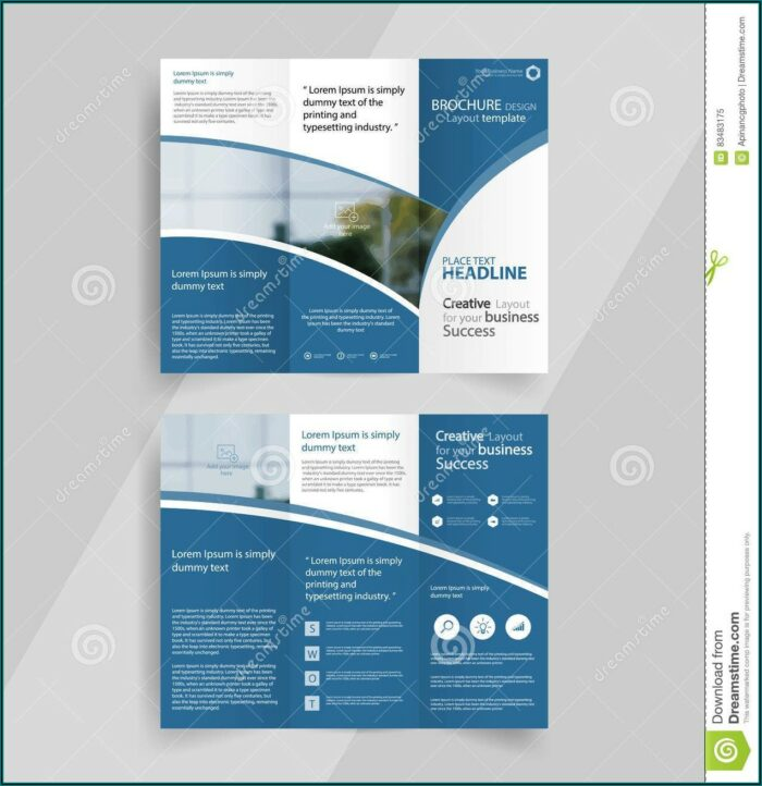 Brochure Ai Template Download