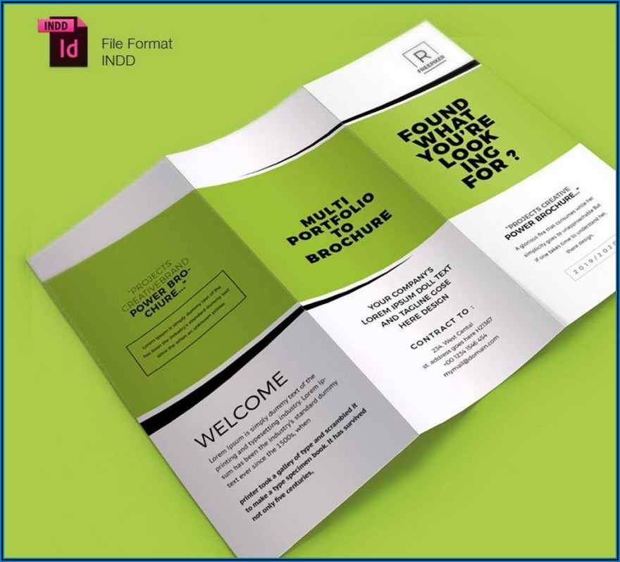 Brochure Templates Free Download Word