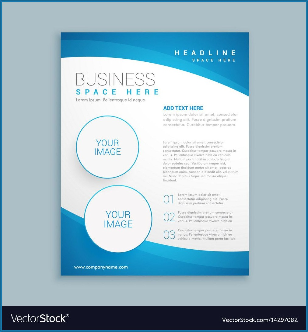Business Brochure Template Free