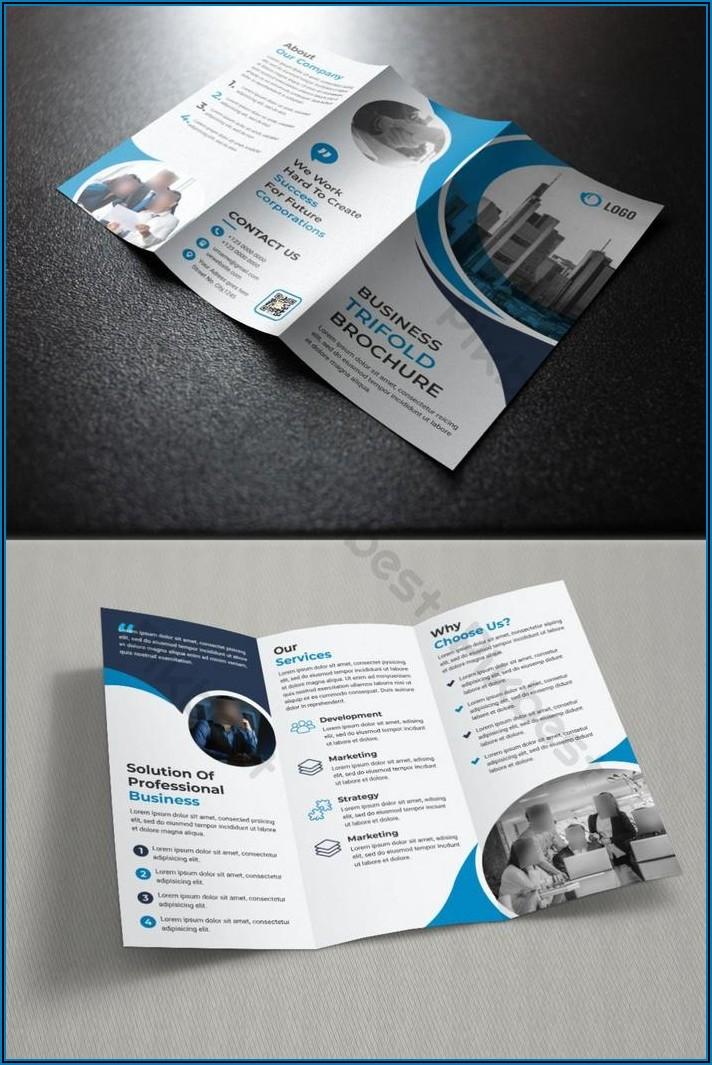 Corporate Brochure Design Templates Psd Free Download