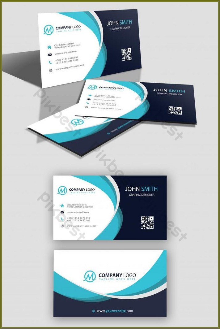 Creative Business Card Design Psd Free Download