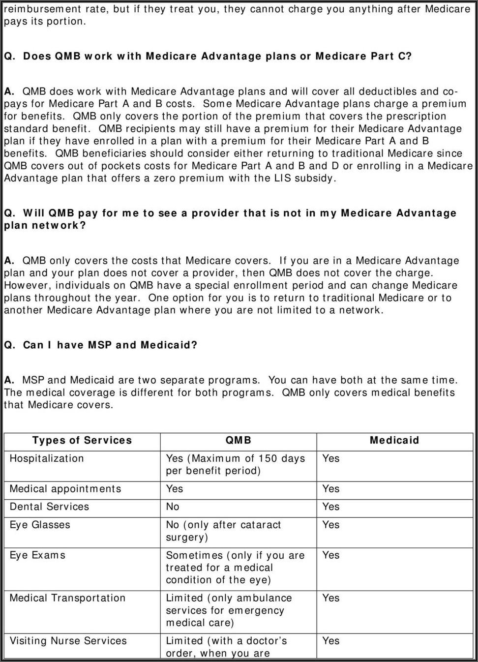 Ct Dss Medicare Savings Program Brochure