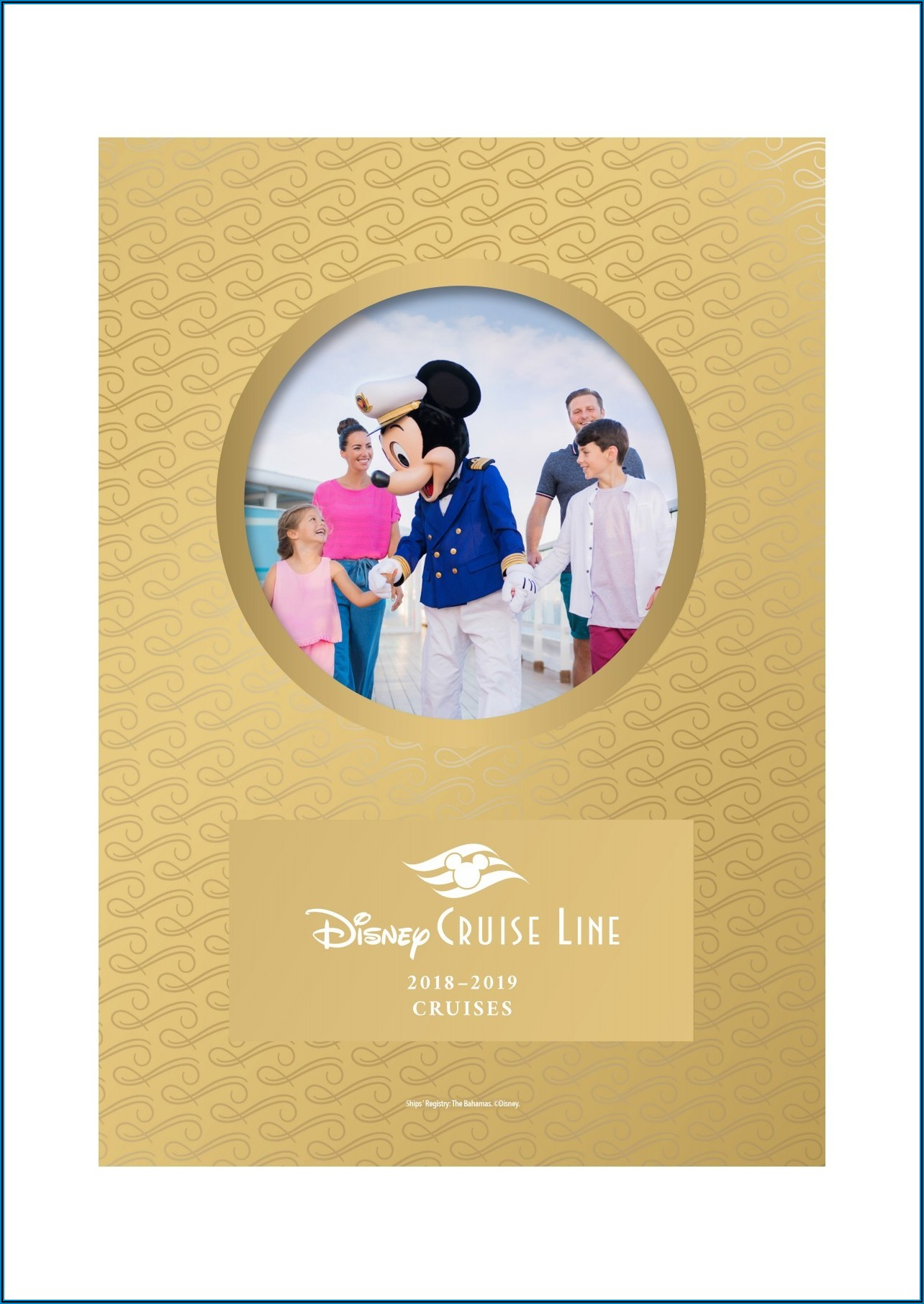 Disney Cruise Brochure Order
