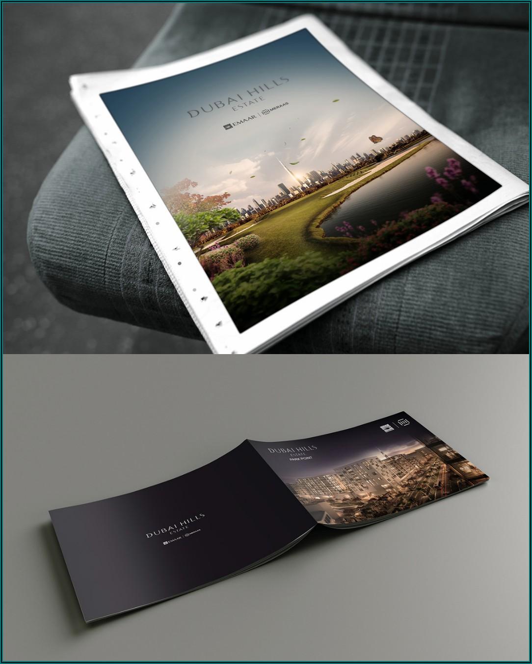 Dubai Hills Estate Brochure