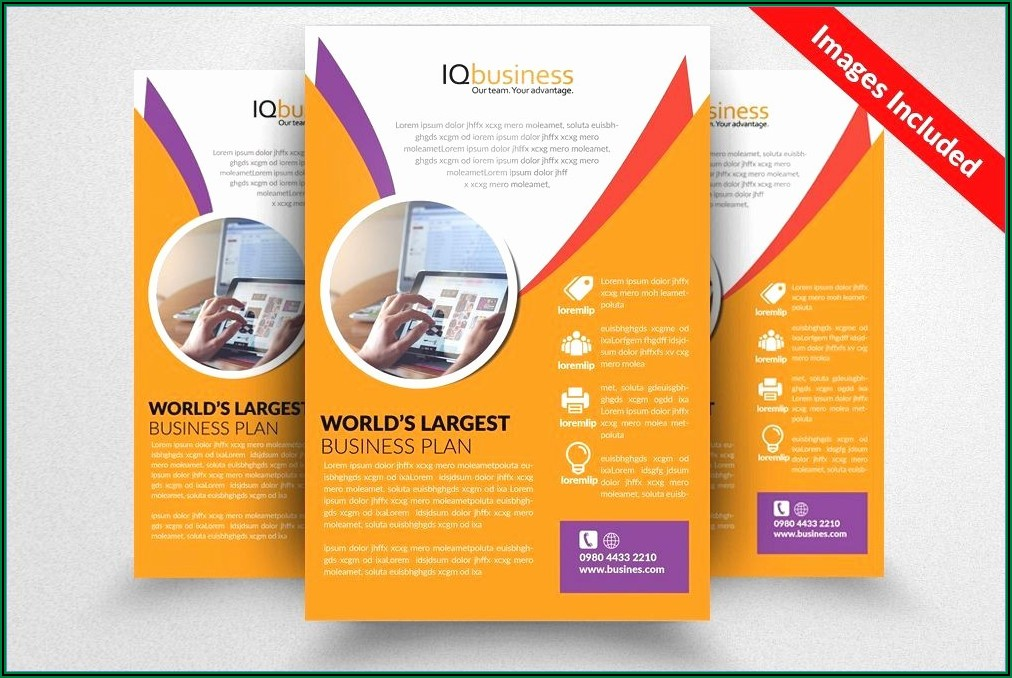 Free Bifold Brochure Templates For Microsoft Word