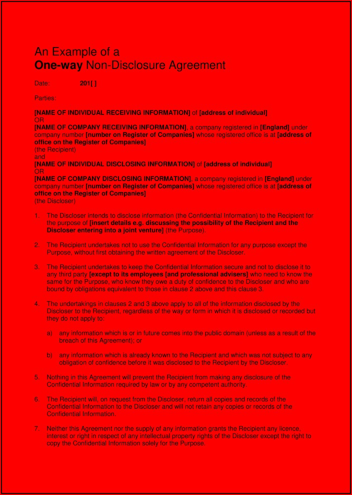 Free License Agreement Template Uk