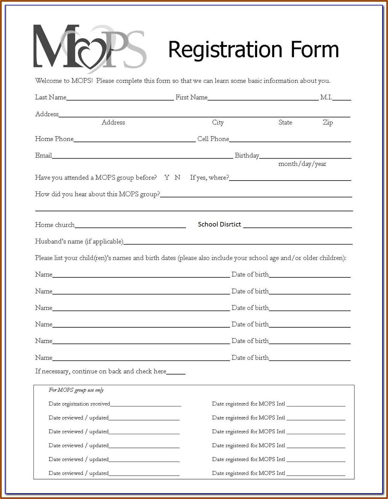 Free Printable Dental Charting Forms