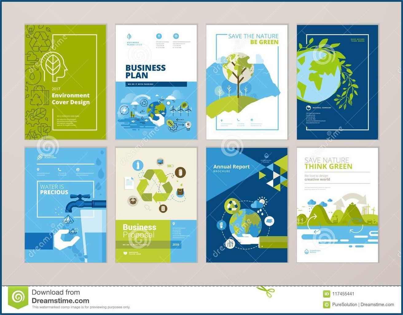 Free Renewable Energy Brochure Template