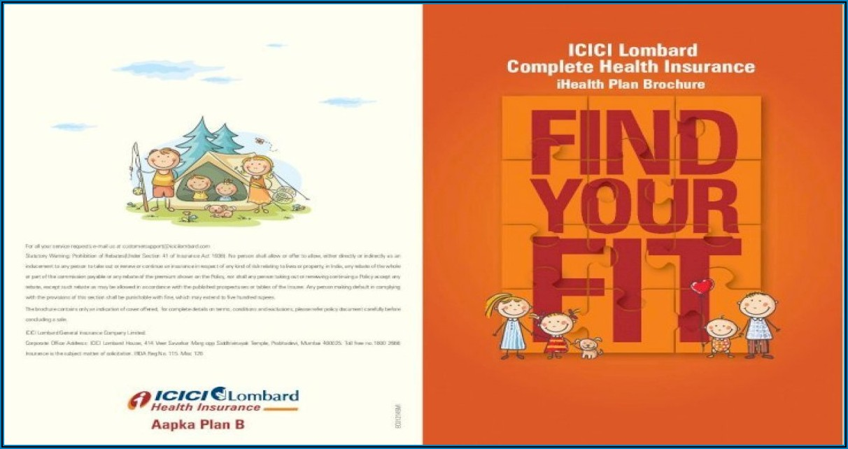 Icici Lombard Travel Insurance Brochure Pdf
