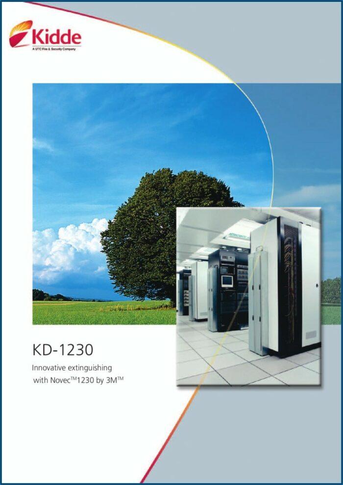 Kidde Novec 1230 Catalogue