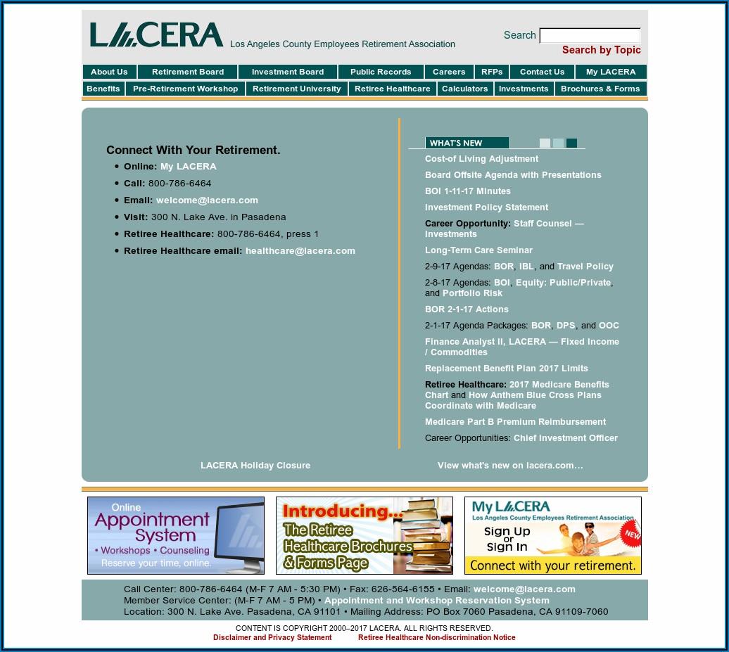Lacera Com Brochures Forms