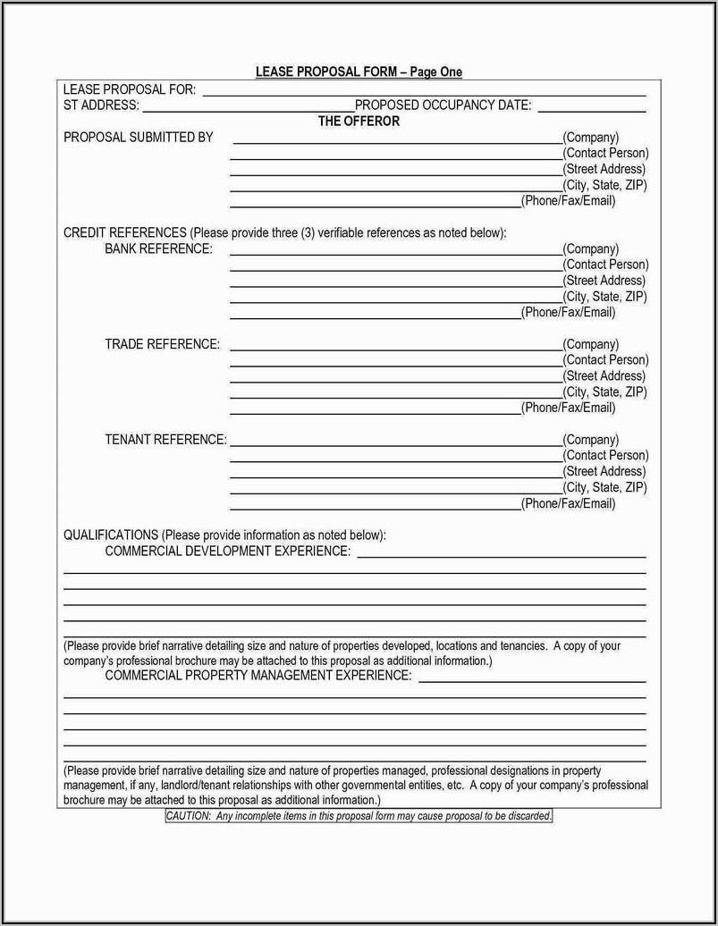 Landlord Tenant Agreement Template