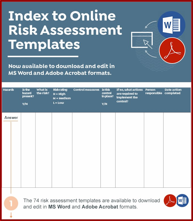 Legionella Risk Assessment Template Hse