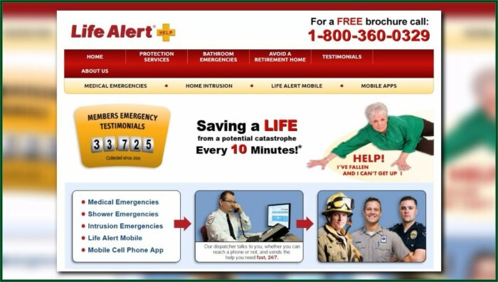 Life Alert Brochure Download
