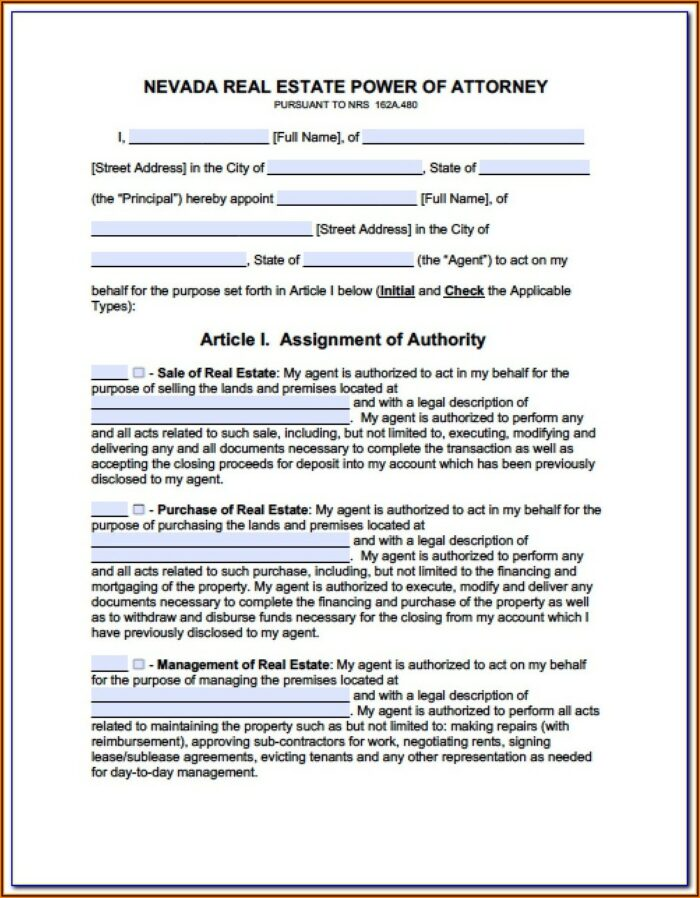 Maryland Statutory Durable Power Of Attorney Form