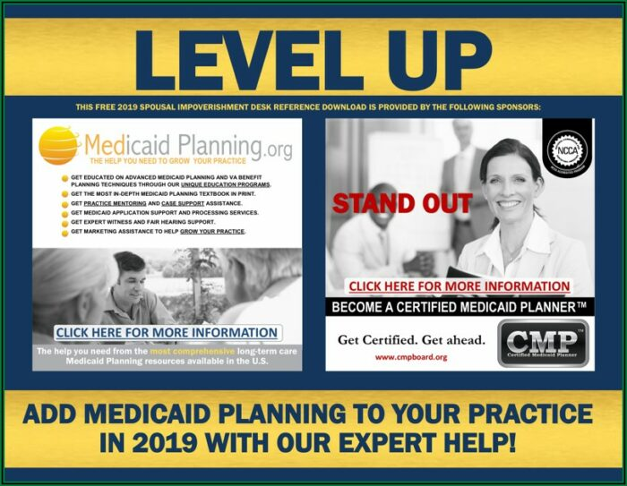 Michigan Medicaid Spend Down Brochure