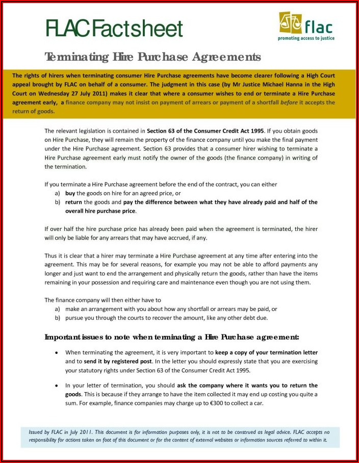 Motorcycle Purchase Agreement Form
