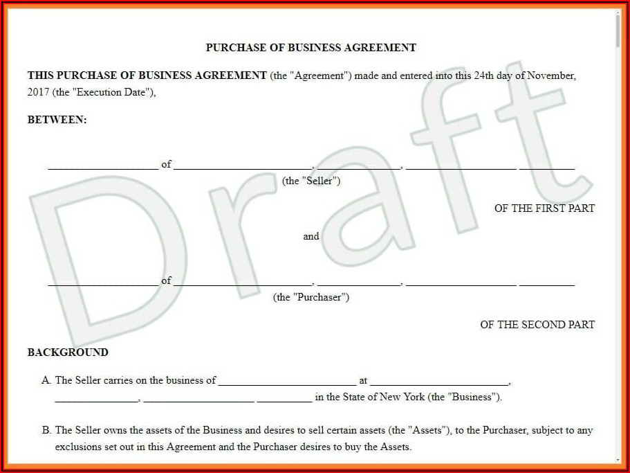Motorcycle Sale Agreement Format