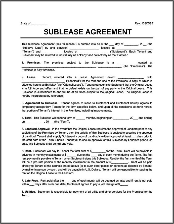 Semi Truck Lease Purchase Agreement Form