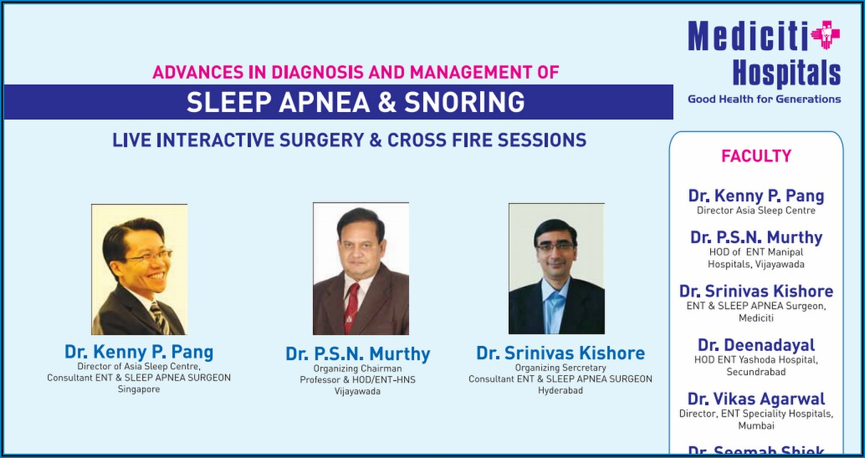 Sleep Apnea Brochure Pdf