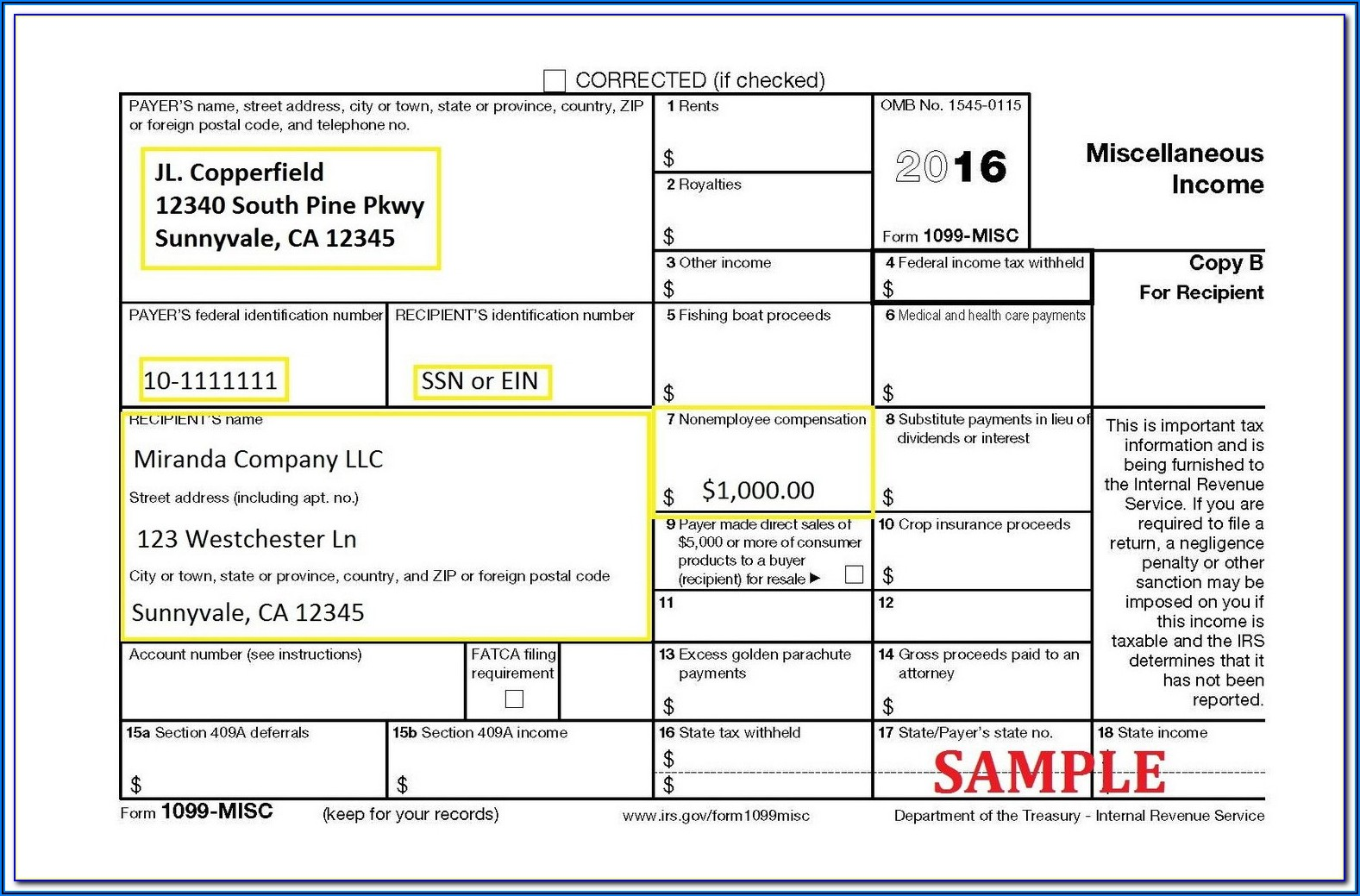 State Of Colorado Form 1099 G