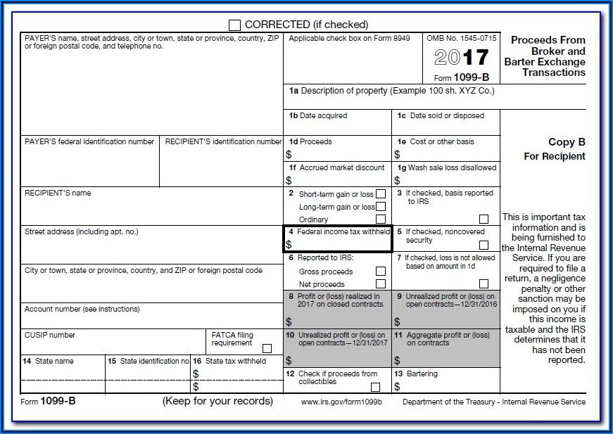 State Of Colorado Form 1099