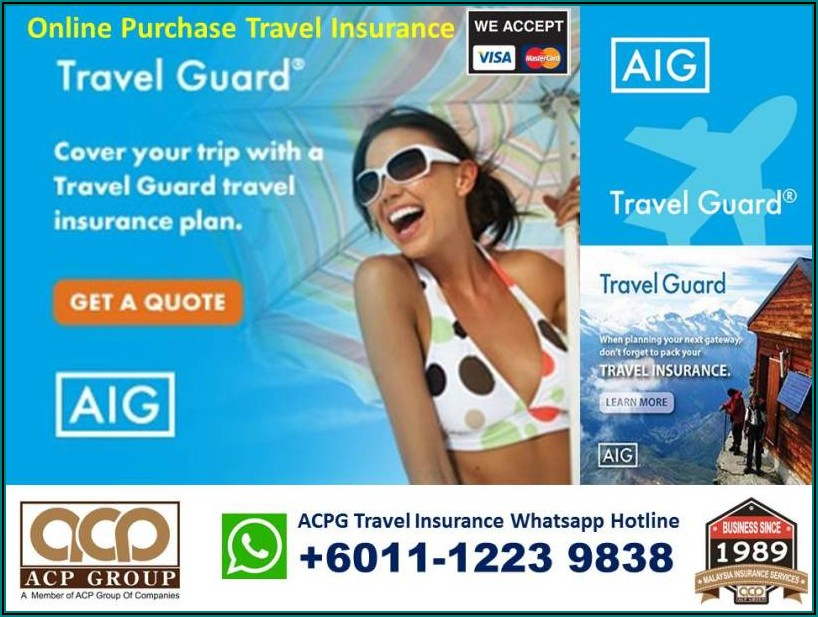 Tata Aig Domestic Travel Insurance Brochure