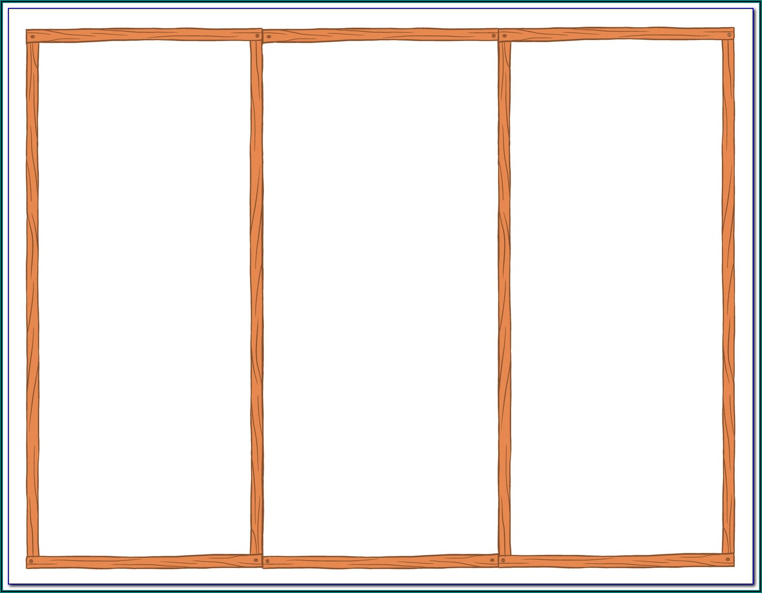 Tri Fold Brochure Microsoft Word
