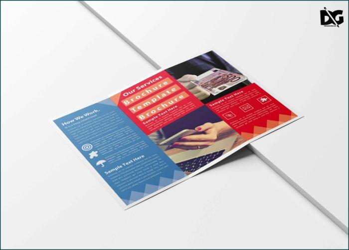 Tri Fold Brochure Template Docs