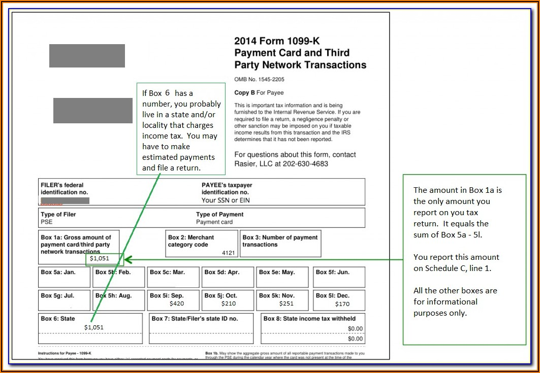 Where To Send Form 1099 Misc