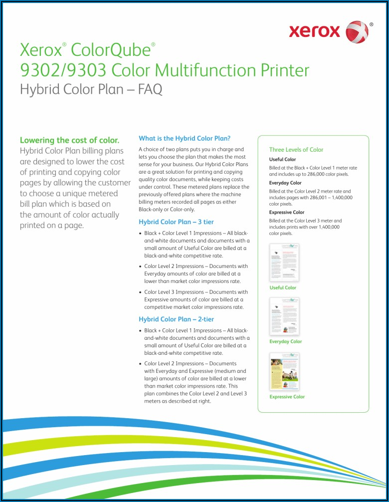 Xerox Colorqube 9301 Service Manual