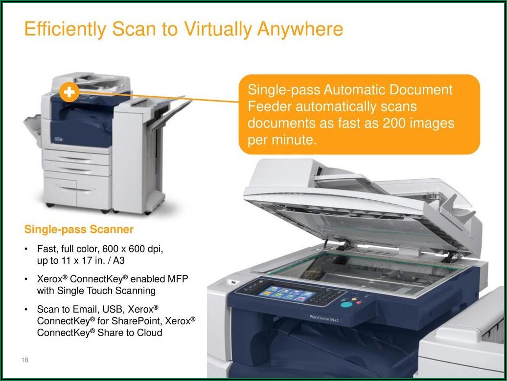Xerox Workcentre 5945 Brochure