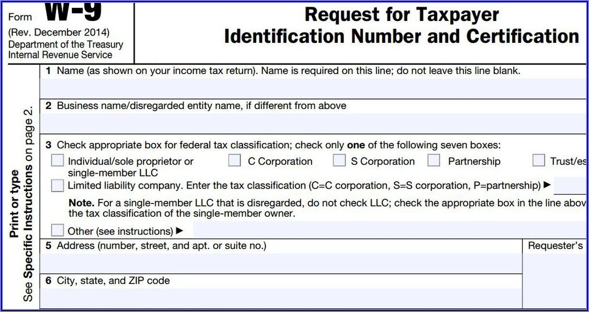 1099 Form Filing Taxes