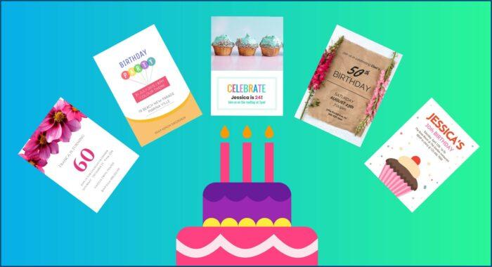 13th Birthday Invitation Samples