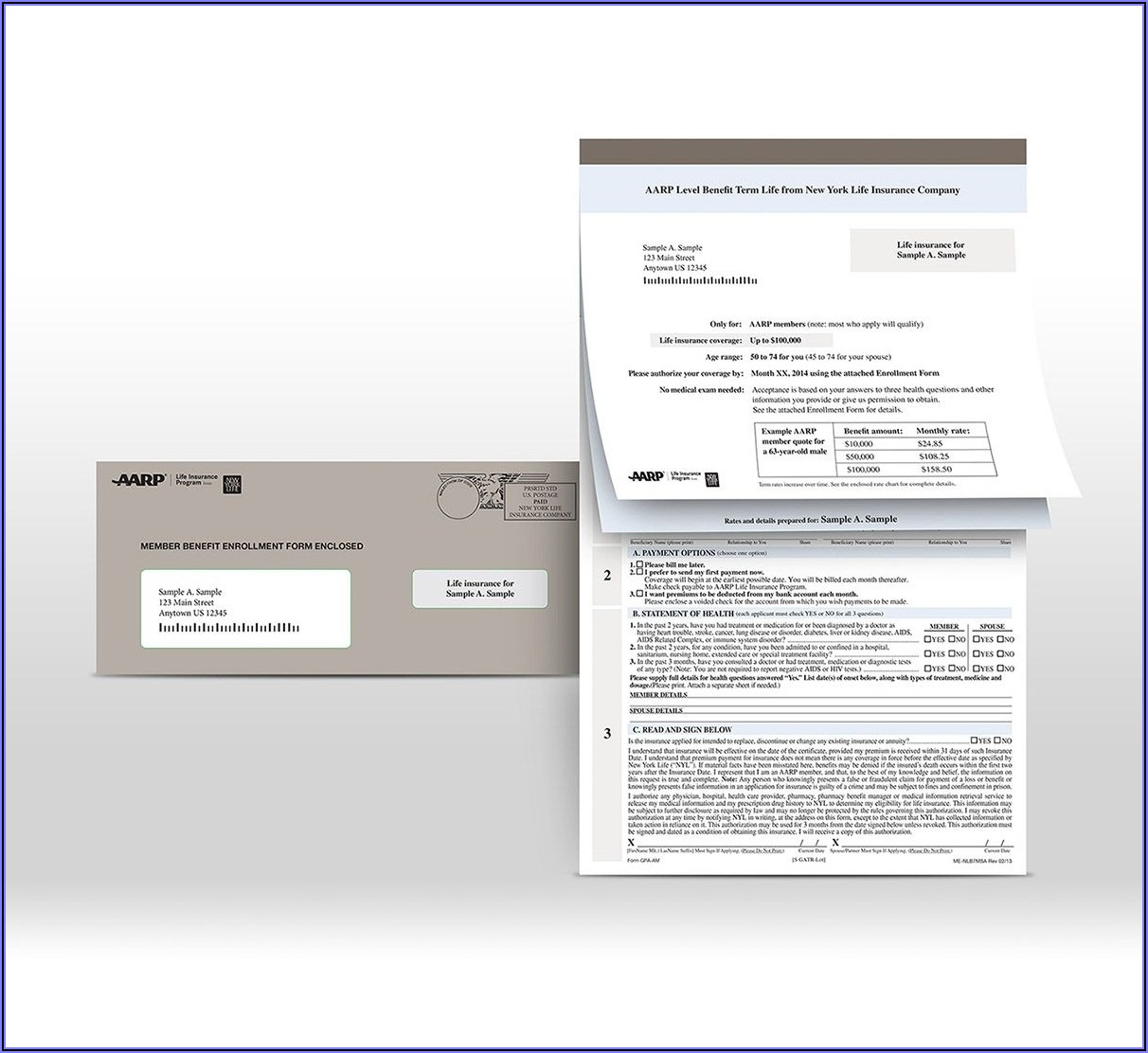 Aarp New York Life Insurance Forms