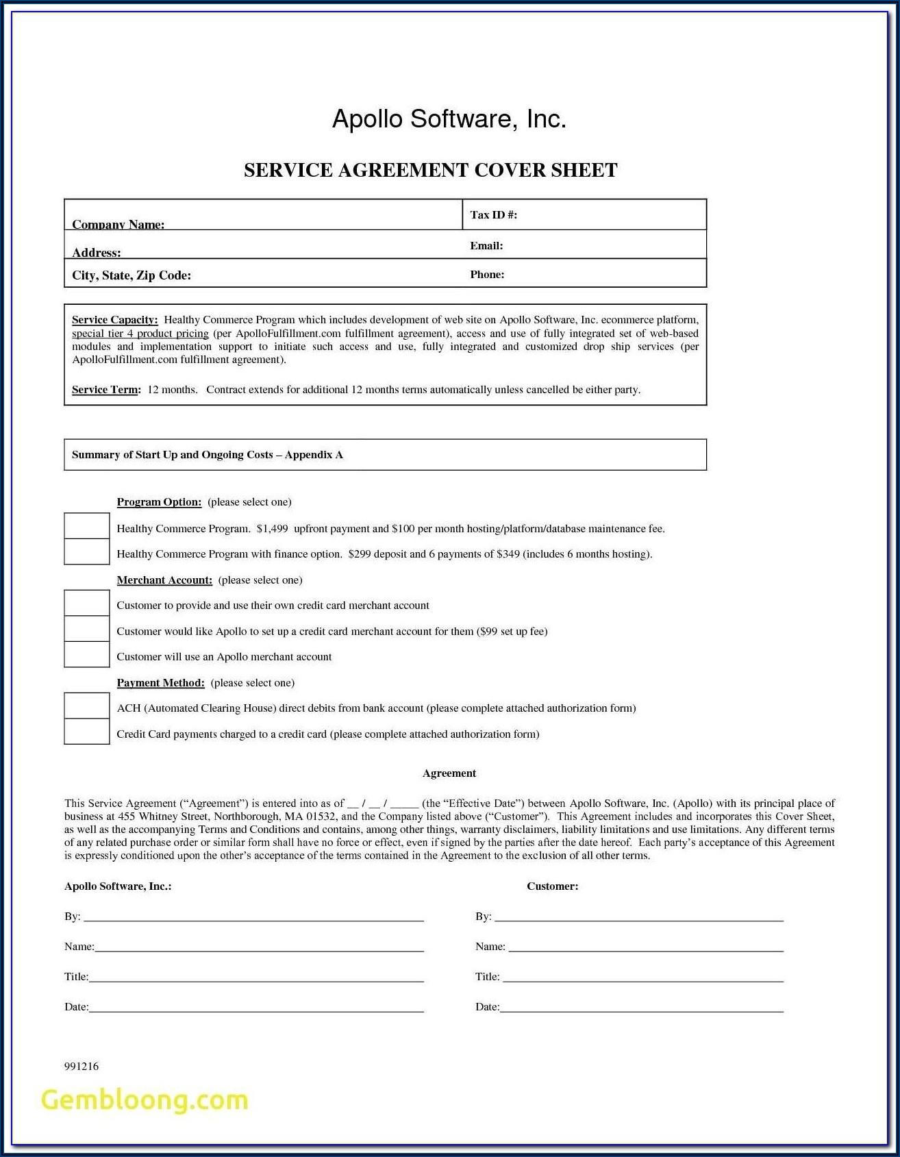 Ach Debit Authorization Form Chase
