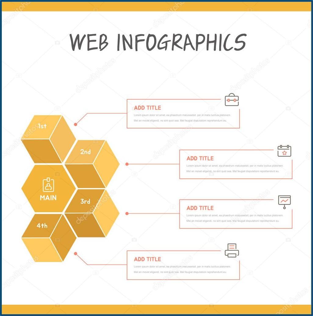 Adobe Illustrator Business Presentation Template