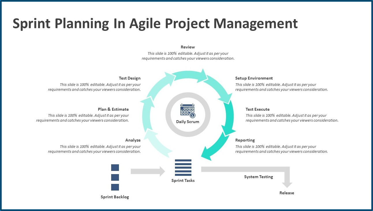 Agile Project Planning Template