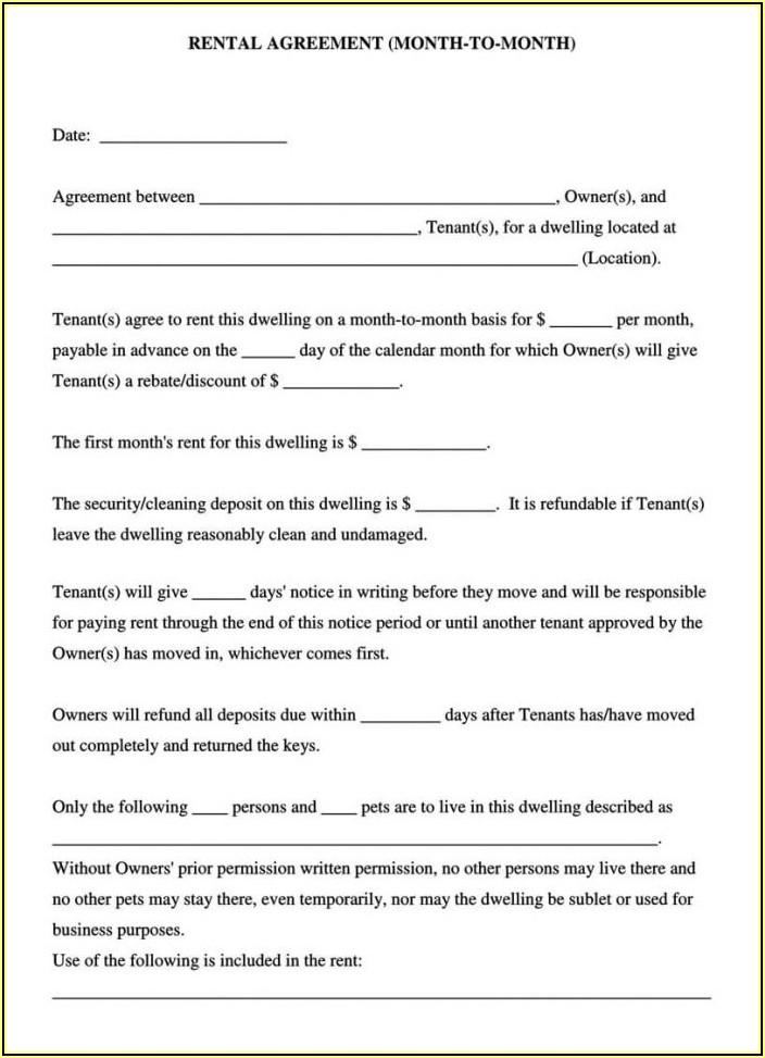 Alberta Residential Rental Association Forms