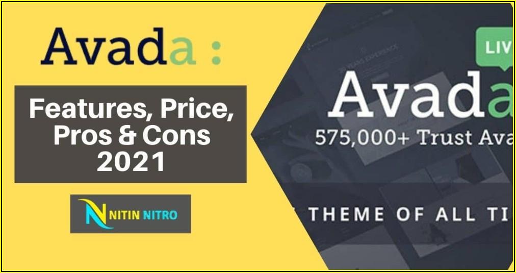 Avada Theme Woocommerce Templates