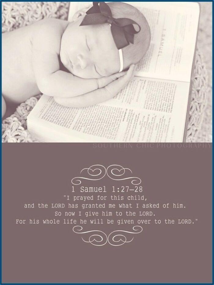 Bible Verses For Pregnancy Announcement