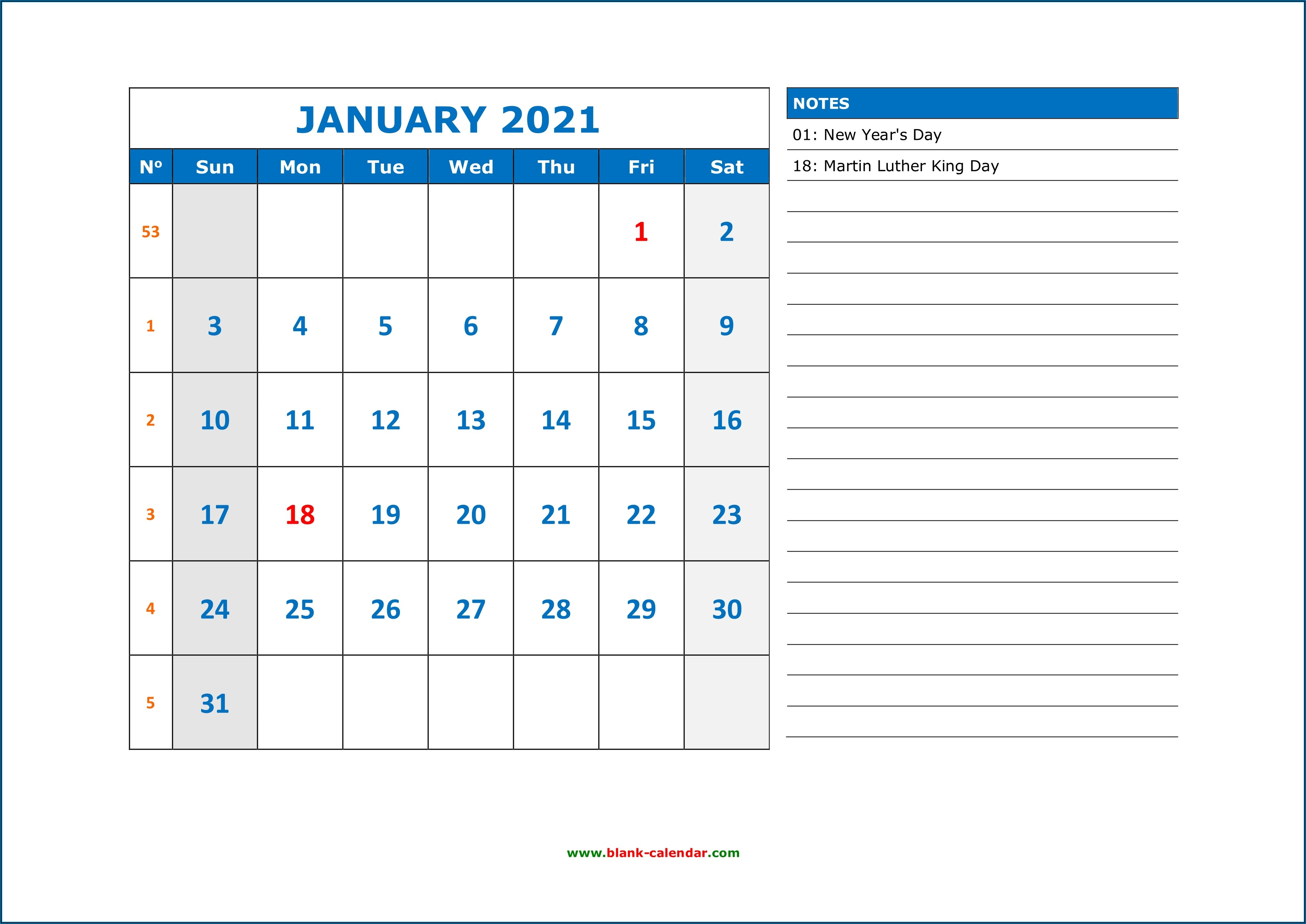 Daily Appointment Calendar Template 2021