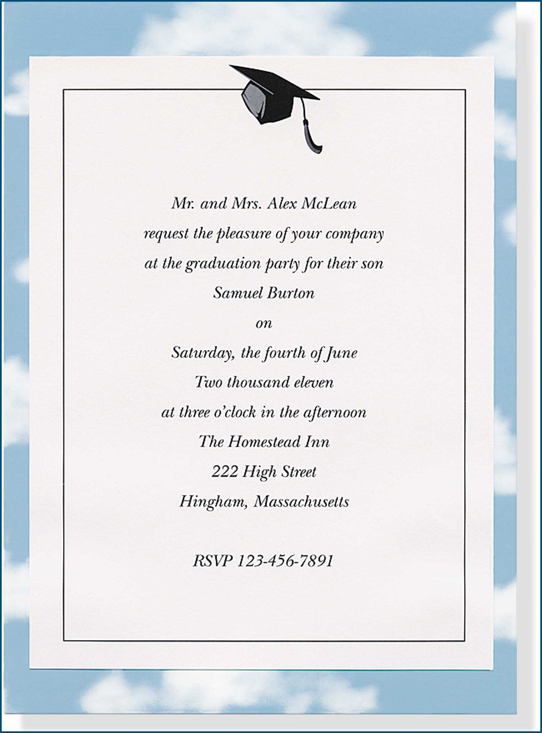 Difference Between Graduation Announcements And Invitations