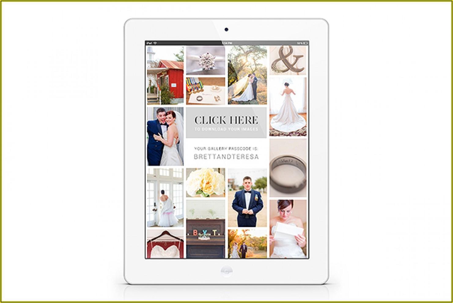 Digital Marketing Templates For Photographers