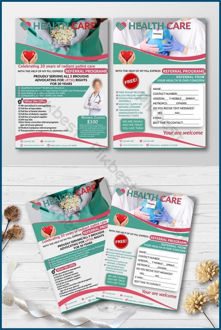 Double Sided Flyer Template