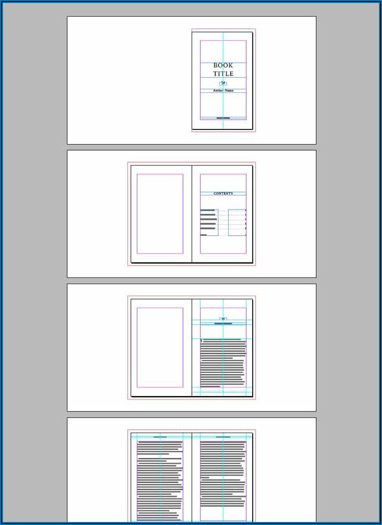 Download Free Indesign Book Templates