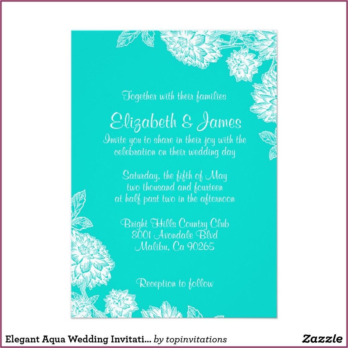 Elegant Wedding Invite Designs