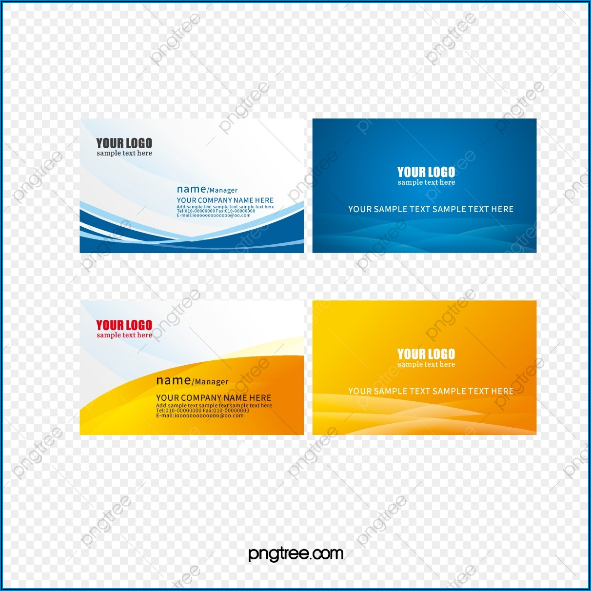 Free Business Card Templates Download