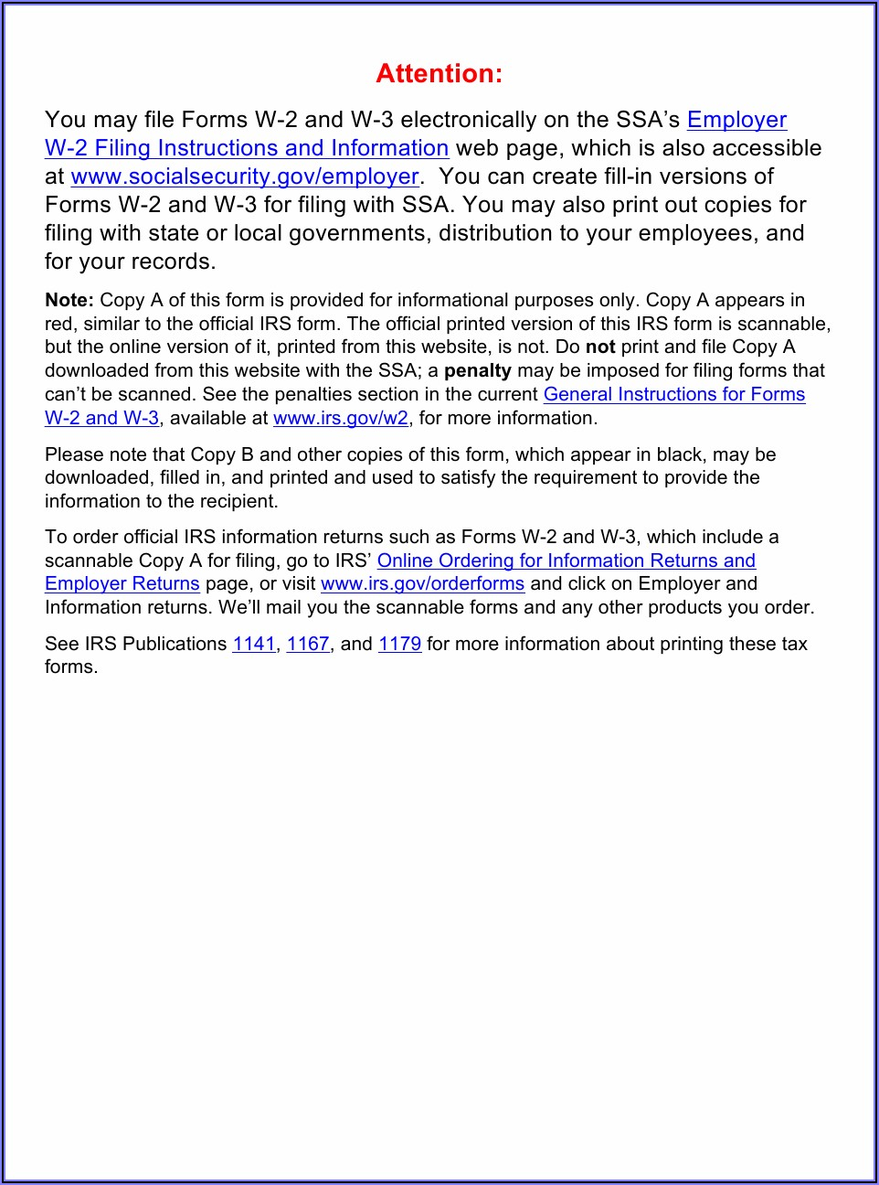 Free Editable W2c Form